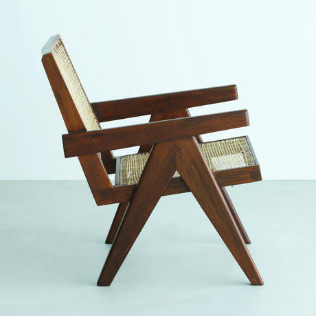 PIERRE JEANNERET ピエール・ジャンヌレ EASY ARMCHAIR 1955~56 ORIGINAL VINTAGE (No.C31)