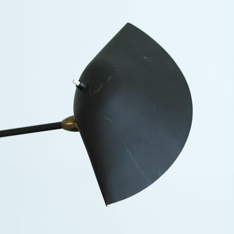 SERGE MOUILLE セルジュ・ムーユ AGRAFEE SIMPLE 1957 ORIGINAL VINTAGE (No.L17)