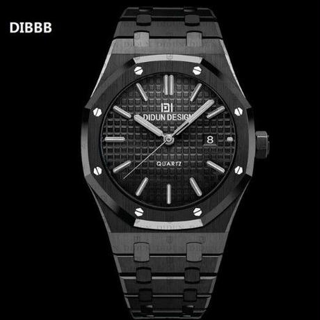 DIDUN WATCH 海外限定モデル 高級時計 希少 メンズ クォーツ ラグジュアリー 腕時計