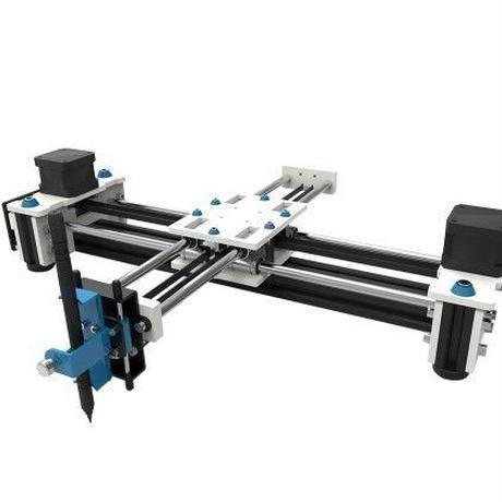 EleksMaker デスクトップ EleksDraw USB DIY XY プロッタペン描画ロボット描画マシン 100-240V 描画機
