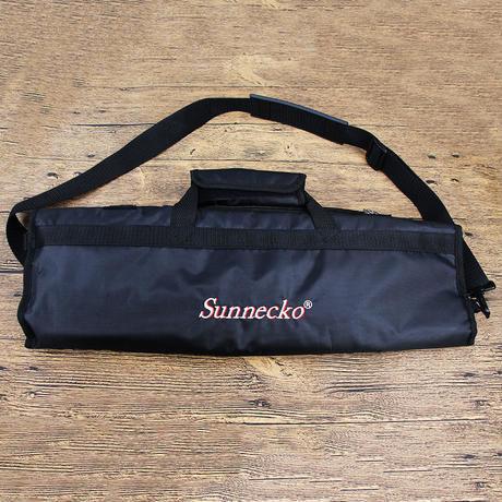 Sunnecko プロフェッショナル ナイフ8本収納可能 包丁入れ バッグ 高品質