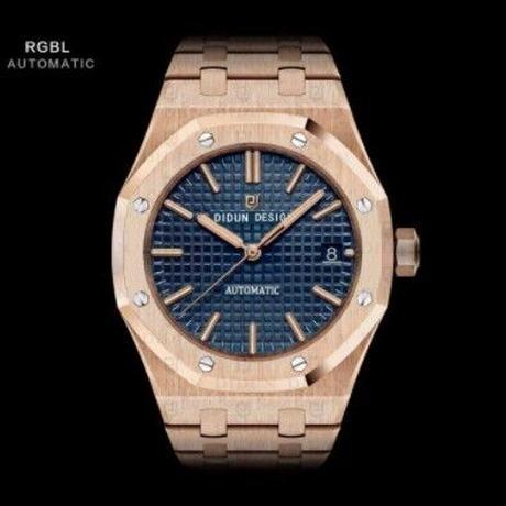 DIDUN WATCH 海外限定モデル 高級時計 希少 メンズ自動巻き ラグジュアリー 腕時計