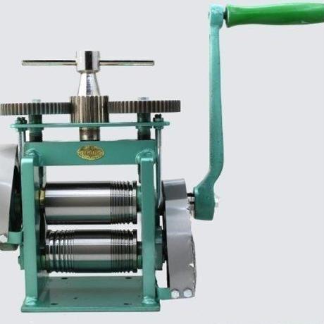 業務用 彫金ローラー 圧延機 ワイドロール