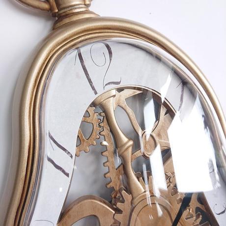 ダリの壁掛け時計