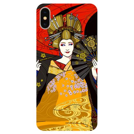 花魁 -OIRAN 2019- 強化ガラス仕上げ iPhoneケース