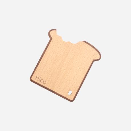 食パン歯固め