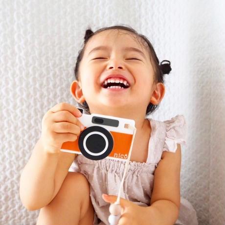 カメラ歯固め