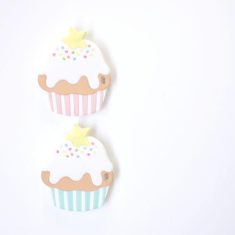 カップケーキ歯固め