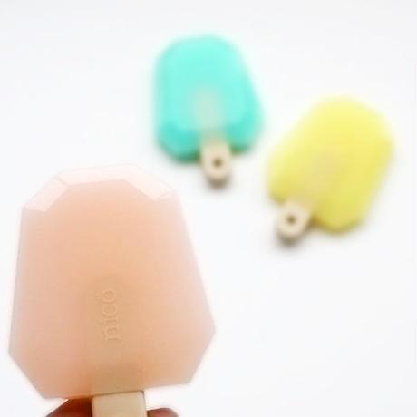 アイスキャンディー歯固め