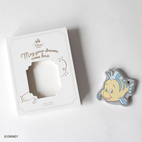 Disneyデザイン歯固め Flounder