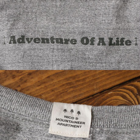 "MOUNTAINEER APARTMENT(マウンテニアアパートメント)""Adventure Of A Life"""