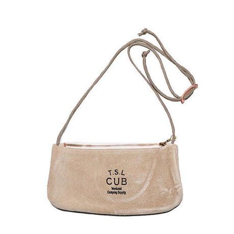 【予約商品9月中旬お届け】T.S.L CUB  / CUB purse