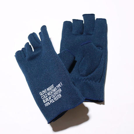 BURLAP OUTFITTER / KNIT FLEECE FINGERLESS(ニットフリース フィンガーレス)