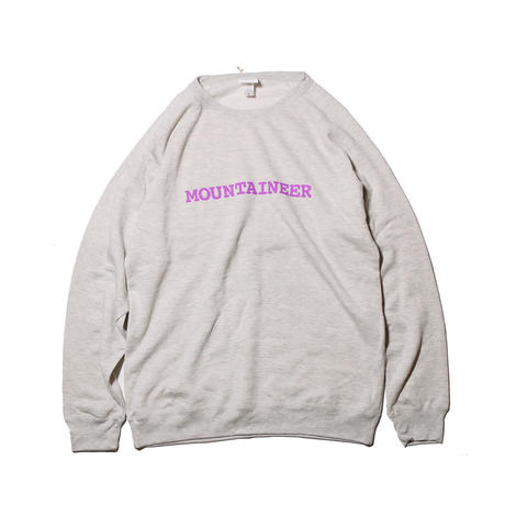N.M.T/CREW NECK SWEAT 2