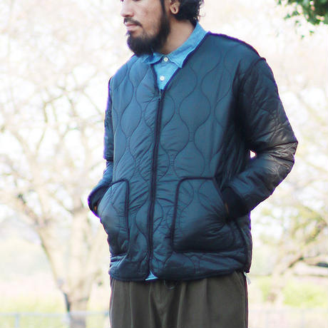 BURLAP OUTFITTER/REVERSIBLE LINER JACKET