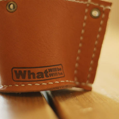 【受注生産】What Will be Will Be / Leather Pot