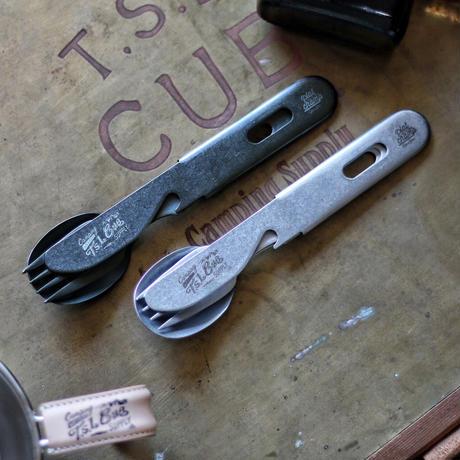 【予約商品3月下旬お届け】T.S.L CUB   vintage cutlery set