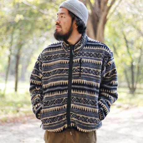 BURLAP OUTFITTER/REVERSIBLE PILE JACKET