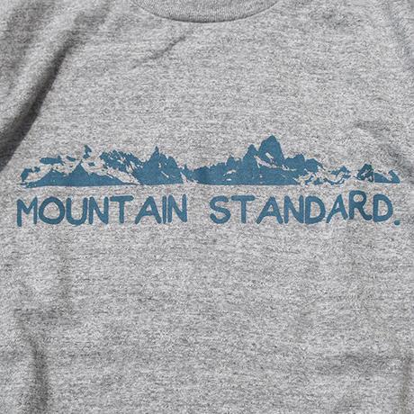"ORIGINAL Tee ""MOUNTAIN STANDARD"""
