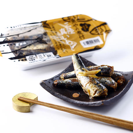 三陸真いわしの魚やの煮付