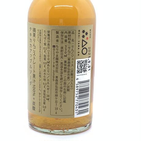 【ギフト箱入り】テキカカアップルソーダ 6本セット