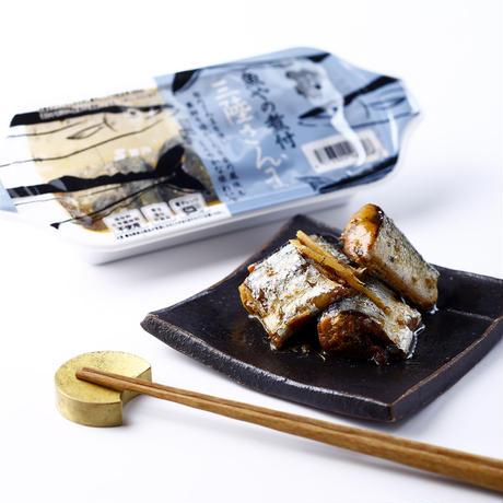 三陸さんまの魚やの煮付