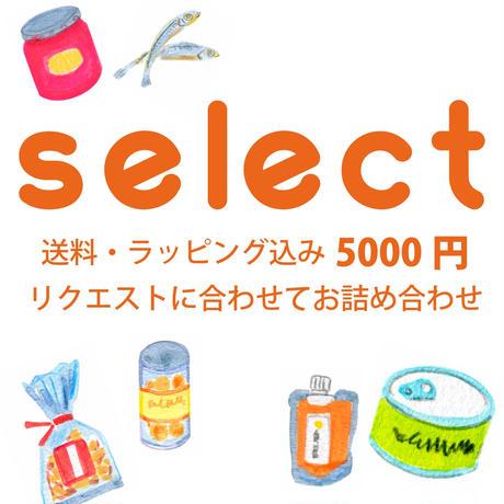 【ギフト用】おまかせ詰め合わせ5000円