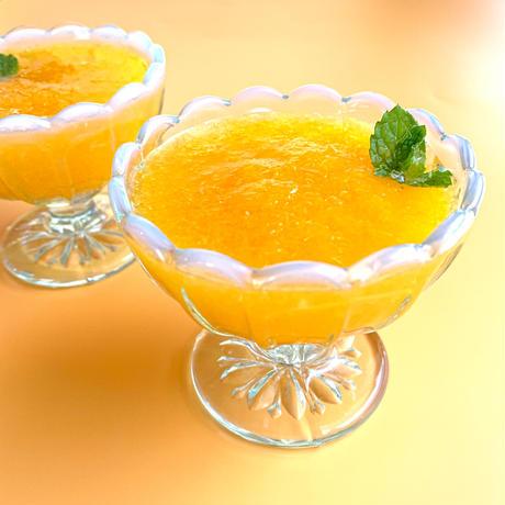 おふくろスムージー みかんと檸檬