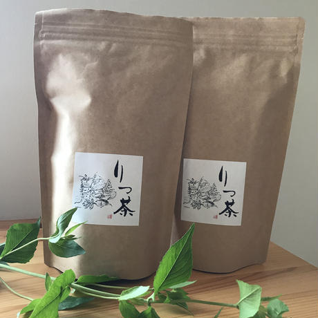 季節の野草茶