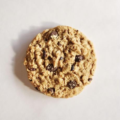 カカオオートミールクッキー