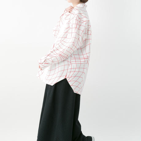 【19-20A/W 受注予約商品】Distortion shirt