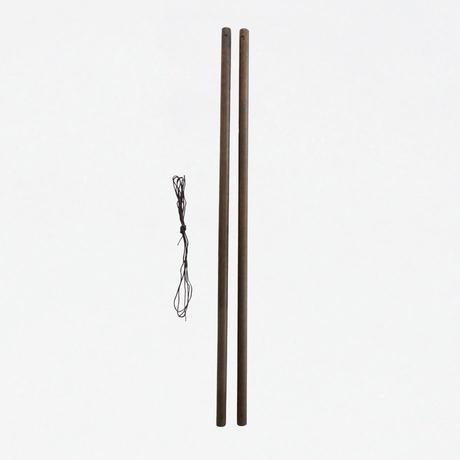 タペストリー棒|ヨコ柄用(90cm)