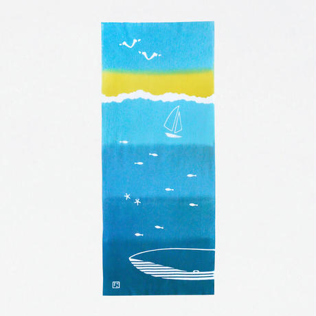 手ぬぐい|海の日