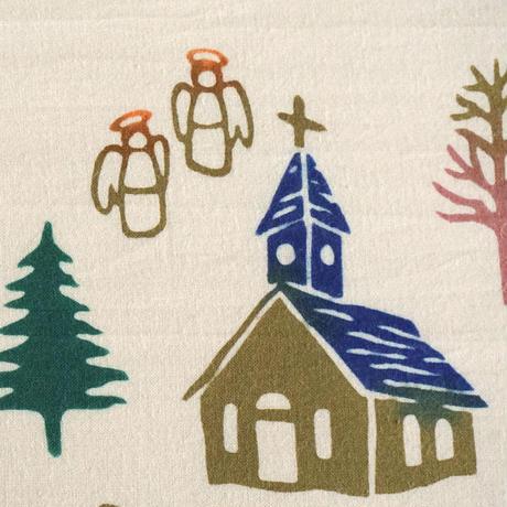 手ぬぐい|Christmas textile