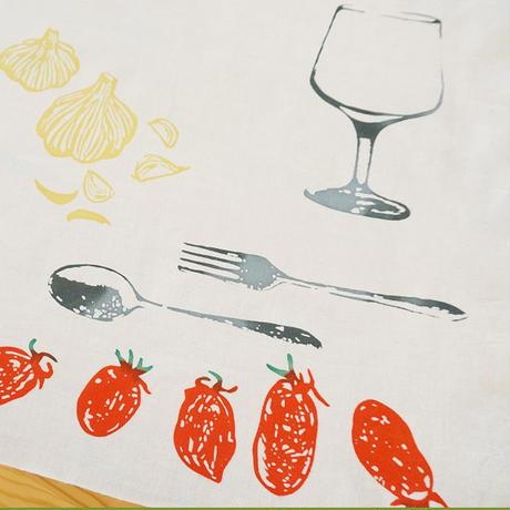 手ぬぐい|Buon appetito!-Italy-