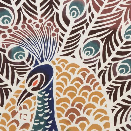 手ぬぐい|Peacock