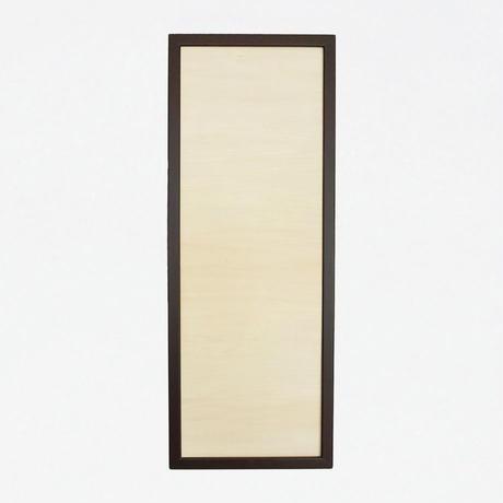 額縁 平角フレーム タメ茶(90cm)