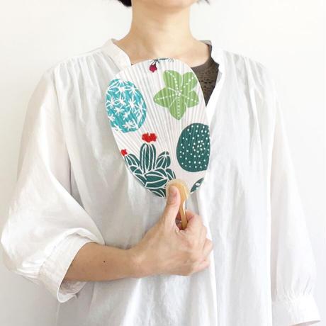 京うちわ|plant flowers