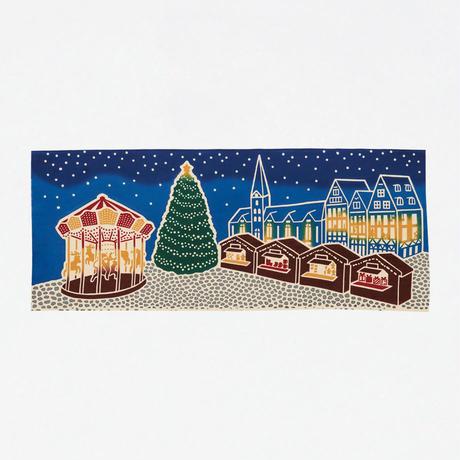 手ぬぐい|クリスマスマーケット