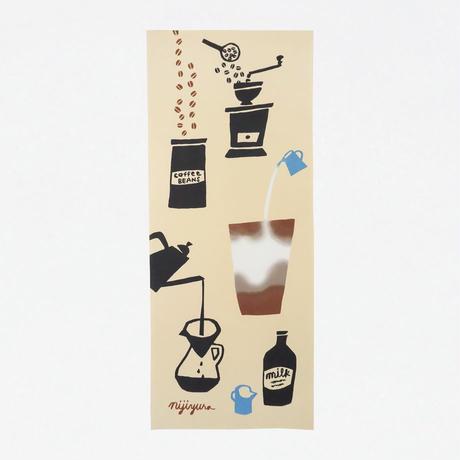 手ぬぐい|coffee time