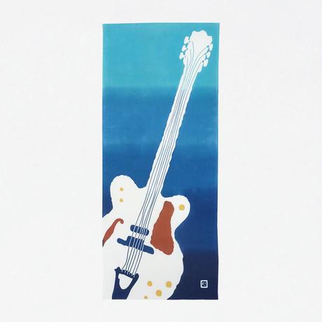 手ぬぐい|ギター