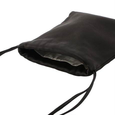 DRAWSTRING BAG_DEER/BLACK