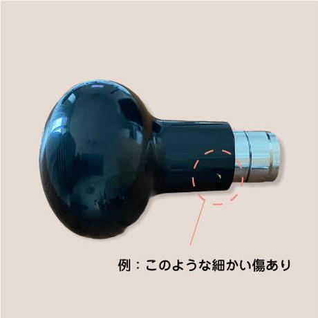 【小傷あり】手動運転装置ハンドルスピンナー白黒 NDHS-2015