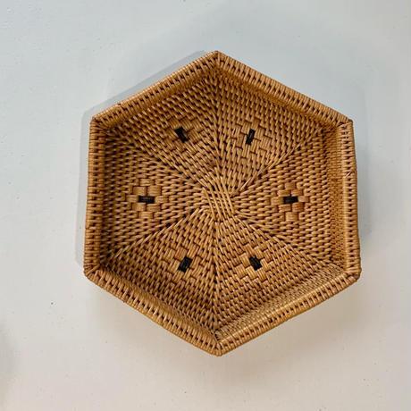 六角皿 小  i-619