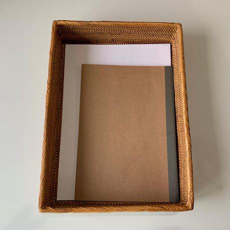 収納箱  32×22×7  i-309