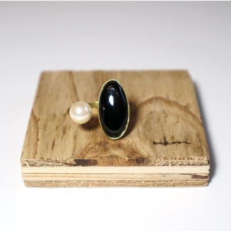 七宝 ring _black