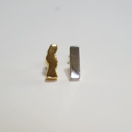 Paw silver pierce #026Pgo(1ケ販売)