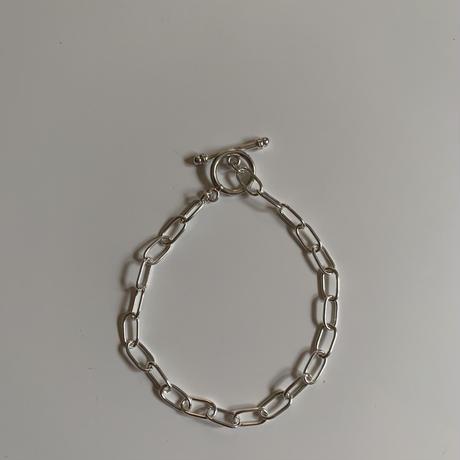 Paw silver bracelet  chain  normal-type #0012B0