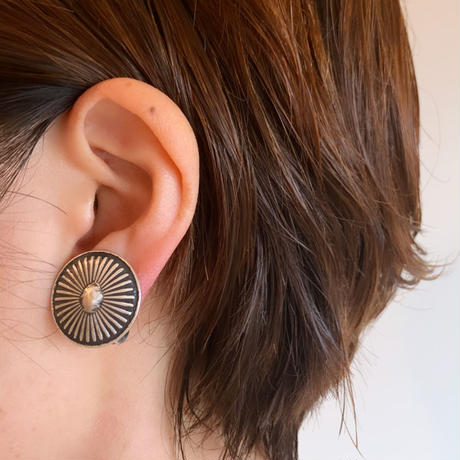 Concho_circle type pierce1571P / earring1572E/ring156R