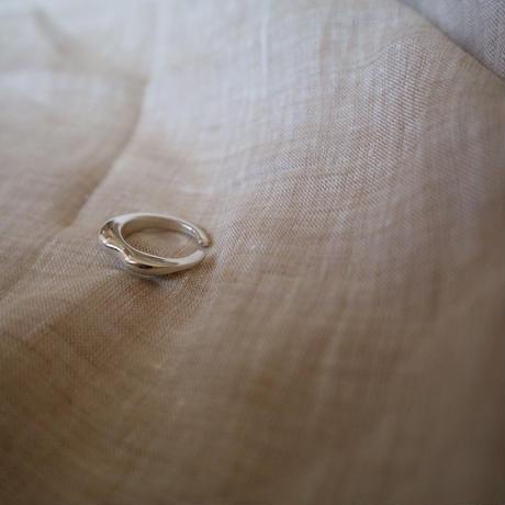 Paw silver ring /ear cuff  #0018Rsv